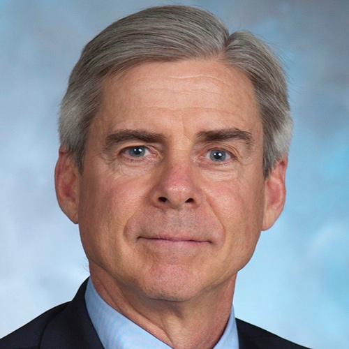 interior Vice President <br>Charles S. Bouchard, M.D. banner image