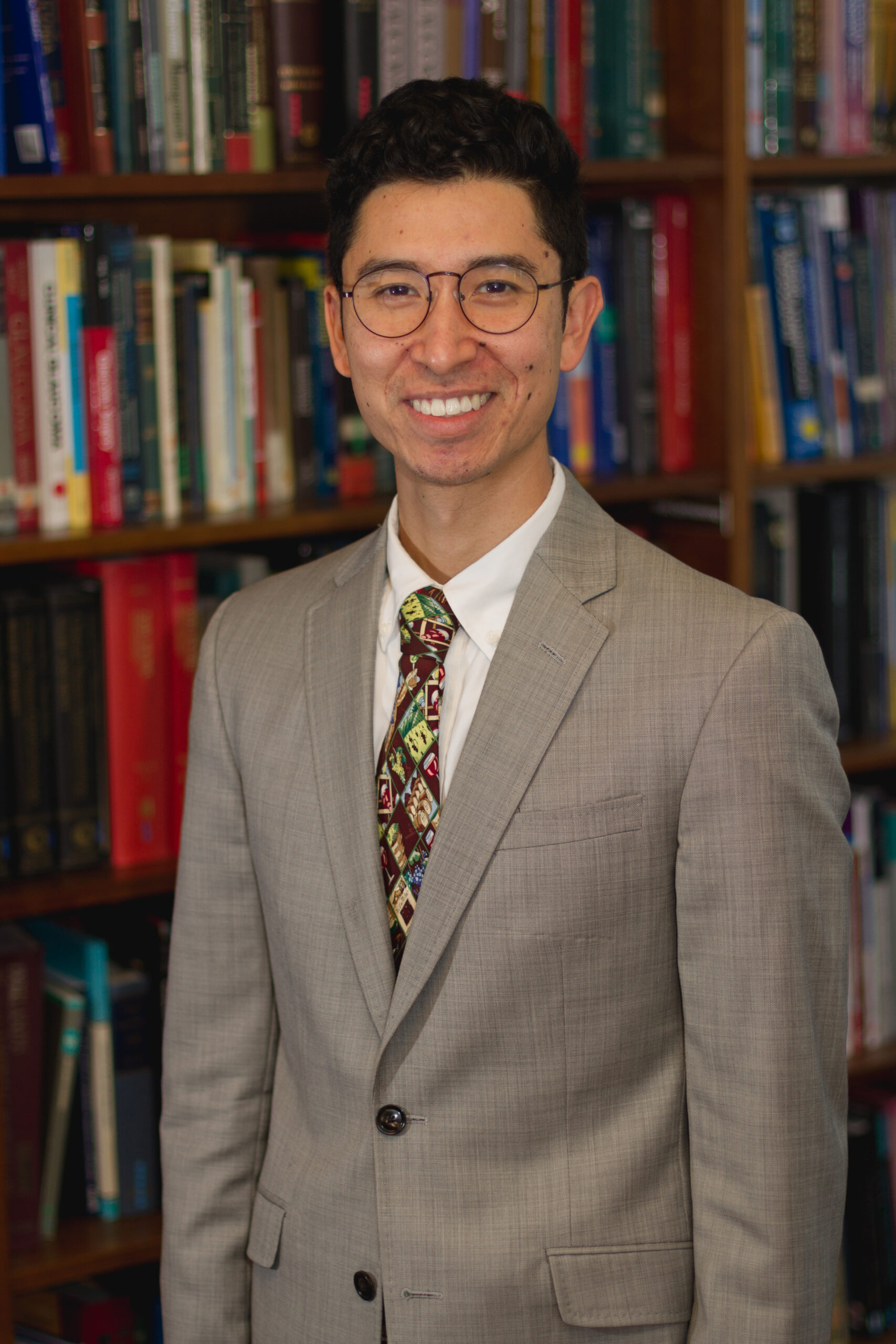 Russell Huang 2021 Grantee