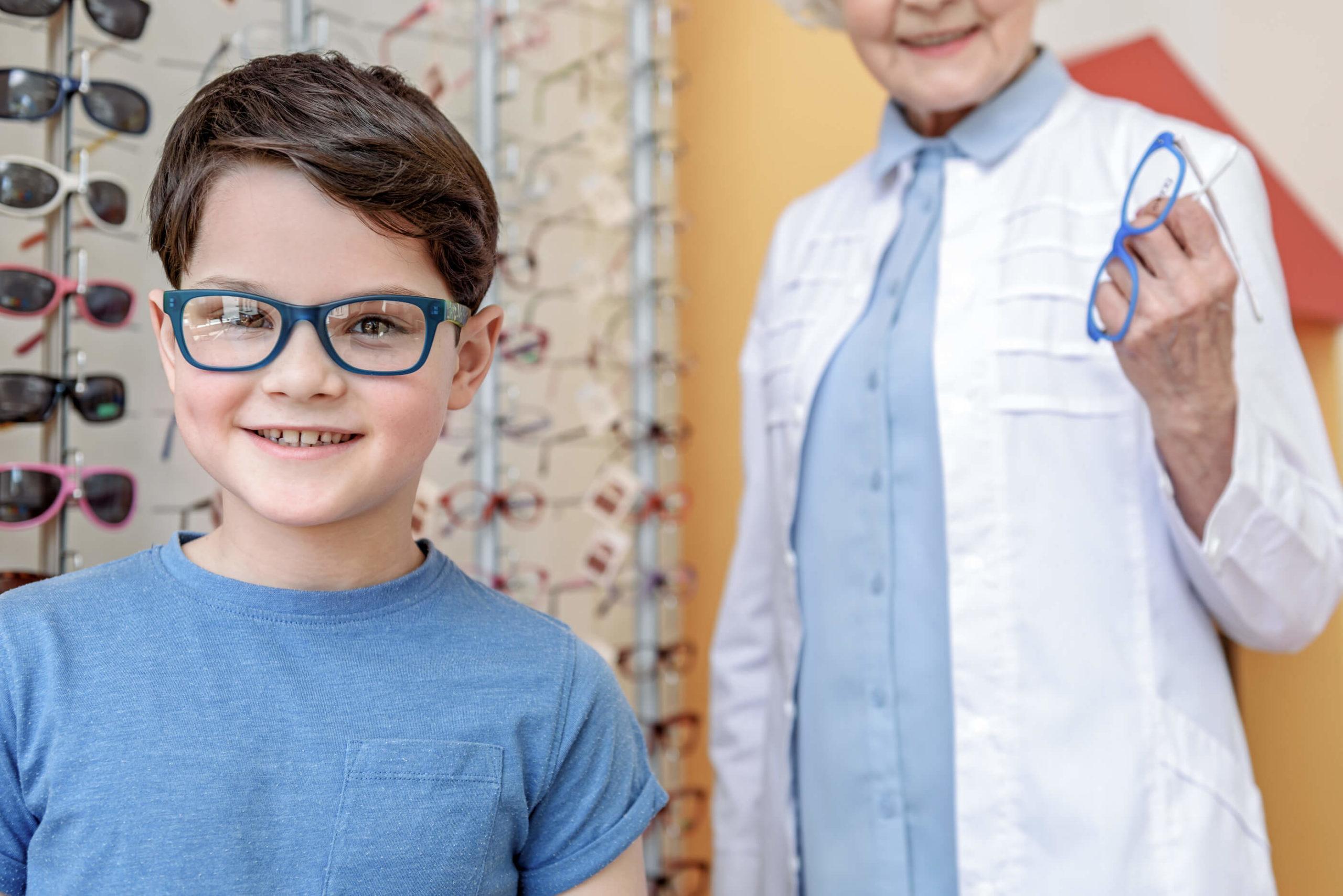 interior Illinois Vision Screening and Exam Mandates for Children banner image